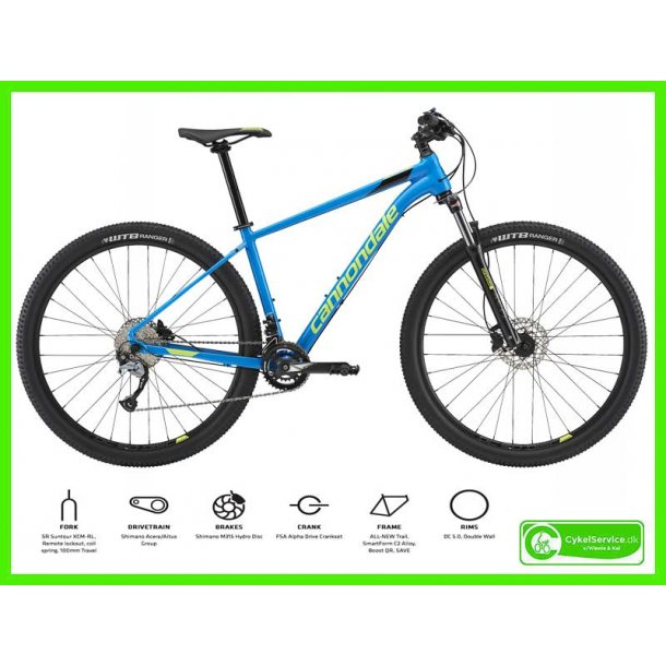 Cannondale Trial 6 29