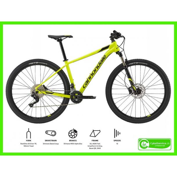 Cannondale Trial 4 29