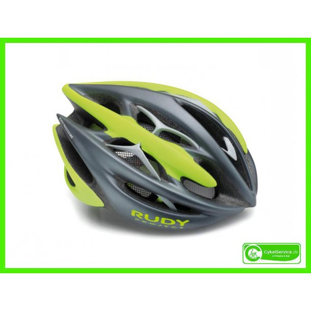 Rudy Project  STERLING - Titan/Mat Fluo LimeS/M 54-58CM